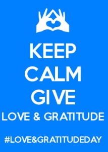 loveand Gratitude Day -keep calm2